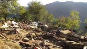 Earthquake of magnitude 5.3 hits Pakistan's northern parts