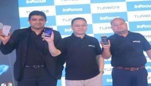InFocus launches 'Turbo5' smartphone-cum-power bank