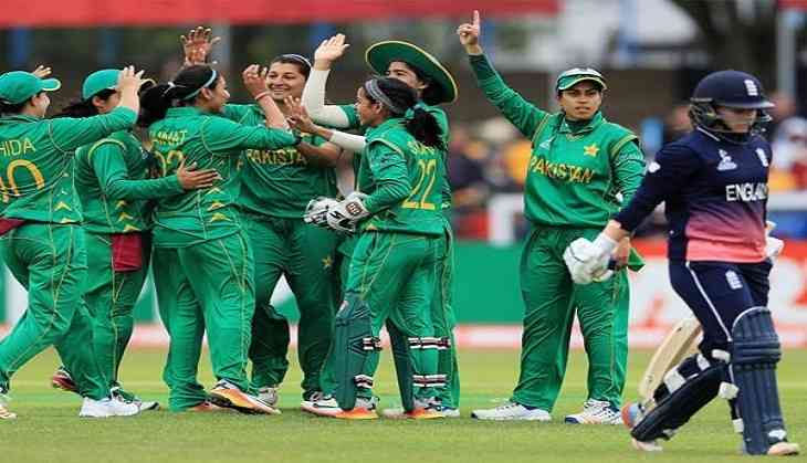 Women's World Cup: Pakistan found guilty of slow over-rate