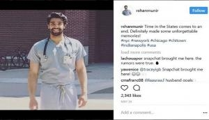 Internet is going nuts over this attractive doctor looking for room