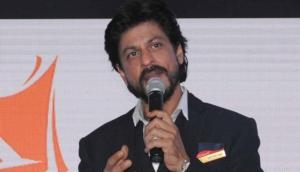 SRK shoots for 'hectic but fun' song