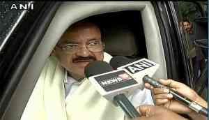 Kovind vs Meira: J-K CM, politicos have assured us support, says Venkaiah Naidu