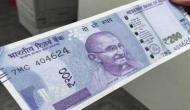 बाज़ार में आने वाला है 200 रुपये का नोट