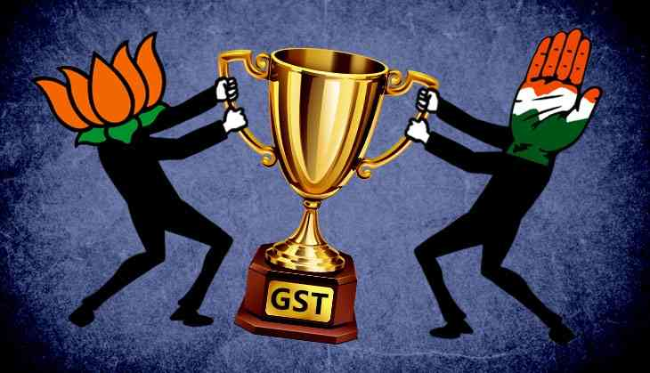 24 hours to GST: Govt seeks only glory, Oppn beats it with feeble stick