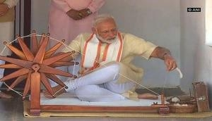 To take Narmada water to needed places an achievement: PM Modi tells party workers