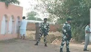 सड़क पर पकड़े गए मोदी के 'मंत्री जी'
