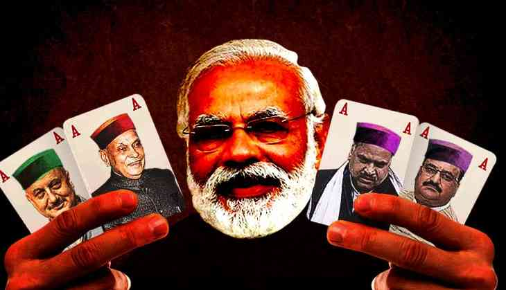 Nadda, Dhumal or a dark horse: who will be the BJP's face in Himachal?
