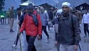 Amarnath Yatra: Security beefed up, every vehicle to be checked