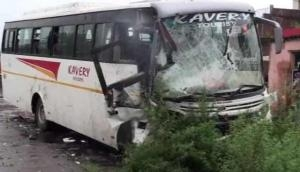 13 Amarnath yatris injured in road accident