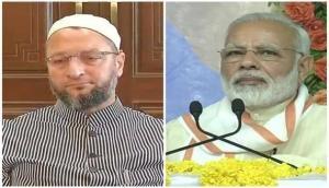 पीएम मोदी पर असदुद्दीन ओवैसी की चुटकी- अपने झूठे वादों के लिए क्यों नहीं बैठते उपवास पर?