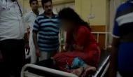 Superstitious doctor slaps patient to treat 'ghost' !