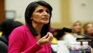 U.S. envoy slams Security Council for inaction against 'Scorpion' Iran