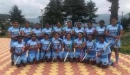 Upbeat Indian women's team leave for HWL Semi Final