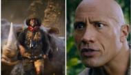 The Rock rules the jungle in first 'Jumanji' trailer