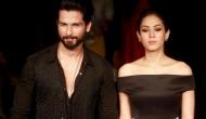 Mira Rajput's reaction on Shahid Kapoor's picture is something not to be missed