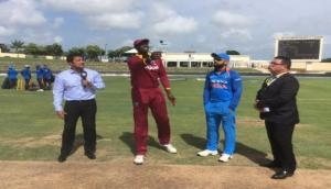 INDvsWI: West Indies won the toss and elected to bat first, here is the Playing XI