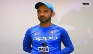वनडे और T20 सिरीज से बाहर किए जाने पर रहाणे ने वर्ल्डकप 2019 को लेकर दिया बड़ा बयान