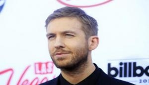 Calvin Harris defends snapping at Taylor Swift after their split