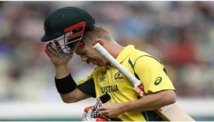 Bengaluru ODI: Warner smashes ton as Aussies set 335-run target for India