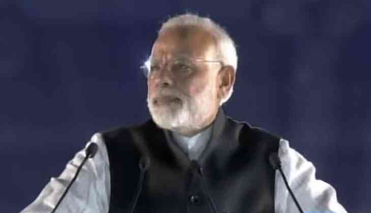 Modi urges chartered accountants to help unearth black money in the economy
