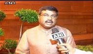 Pradhan tears into Opposition for boycotting midnight launch of GST