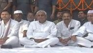 Not interested in becoming Opposition's PM face for 2019: Nitish Kumar