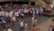 Video: GST का विरोध कर रहे सूरत के कारोबारियों पर पुलिस लाठीचार्ज
