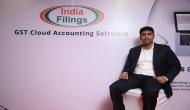 Cloud-based GST accounting software for SMEs launched by IndiaFilings