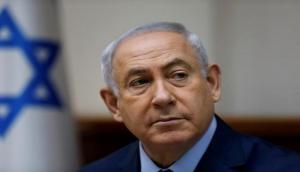 Israel PM Netanyahu blocks legislation to divide Jerusalem