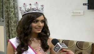 Femina Miss India Manushi Chillar now aims for Miss World