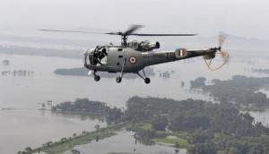 IAF copters requisitioned for rescue operations in flood-affected Rayagada