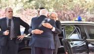 इज़रायली राष्ट्रपति को मोदी ने दिया मित्रता मंत्र- I फॉर I