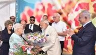 Modi in Israel: Chrysanthemum flower named 'Modi' in honour of Indian PM