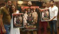 अनुराग कश्यप की थ्रिलर फिल्म 'गुड़गांव' का पोस्टर लॉन्च