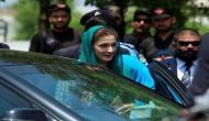 Police officer served legal notice for saluting Nawaz Sharif's daughter
