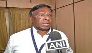 Puducherry Chief Minister V Narayanasamy calls off dharna after meeting with Lt Governor Kiran Bedi