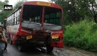 UP: Nine dead, two injured after Roadways bus rams into car