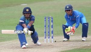 Women's World Cup 2017:  भारत ने श्रीलंका को 16 रन से हराया
