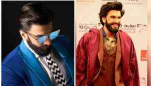 Ranveer Singh ditches beard to play young Alauddin Khilji