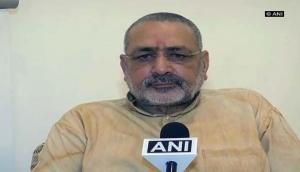 गिरिराज सिंह को उनकी ही पार्टी ने दिया सबसे बड़ा झटका, जेपी नड्डा ने गुस्से में आकर भेजा नोटिस