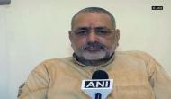 With Bihar, BJP moves closer to Congress-free nation: Giriraj Singh
