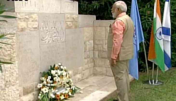 Modi-Netanyahu Communique Snubs Two-State Solution