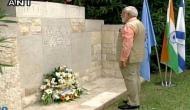 An old connect with Haifa: PM Modi