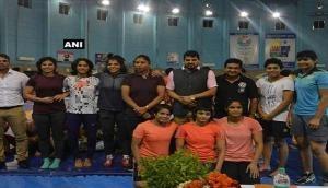 8 women wrestlers to represent India at 2017 Senior World Wrestling C'ship