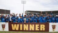 कोहली की 'विराट' पारी से टीम इंडिया ने विंडीज से जीती सीरीज़
