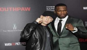 50 Cent made Eminem `want to quit rapping`