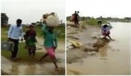 Heavy rains, floods disrupts normal life in eastern Nepal