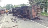North 24 Parganas SP removed over Basirhat violence