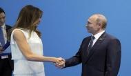 Melania tried to end 'overtime' meeting between Trump-Putin
