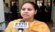 ED raids on Misa Bharti, underway at three locations in Delhi